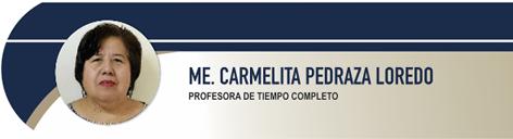 Pedraza Loredo Carmelita, ME