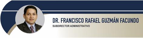 Guzmán Facundo Francisco Rafael, Dr.