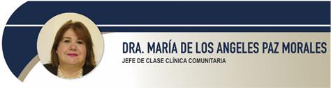 Paz Morales Ma. De Los Angeles, Dra.