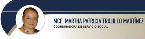 Trujillo Martinez Martha Patricia, MCE.