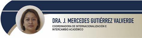 Gutiérrez Valverde Juana Mercedes, Dra.