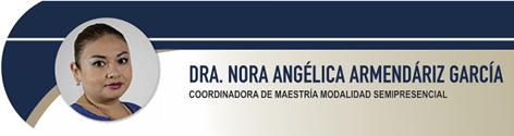 Armendáriz García Nora Angelica, Dra