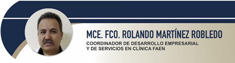 Martinez Robledo Francisco Rolando, MCE.