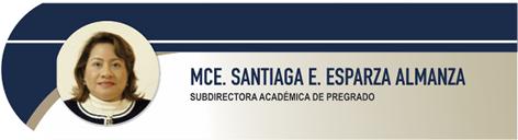 Esparza Almanza Santiaga Enriqueta, MCE.