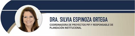 Espinoza Ortega Silvia, Dra.