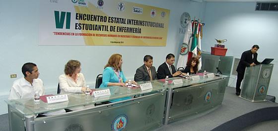 VI Encuentro Estatal Interinstitucional de Enfermería