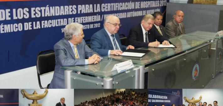 Carta compromiso UANL y el Consejo de Salubridad General