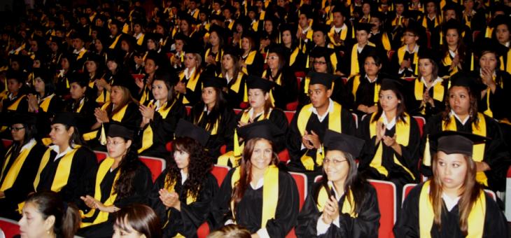 Graduación de la FAEN