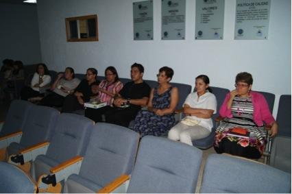 Evento del Cuerpo Académico VIH/SIDA en grupos vulnerables