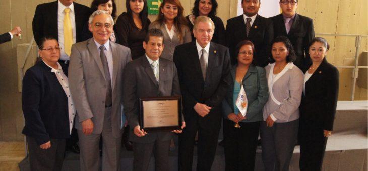 La Facultad de Enfermería recibe por año consecutivo el reconocimiento por su calidad educativa