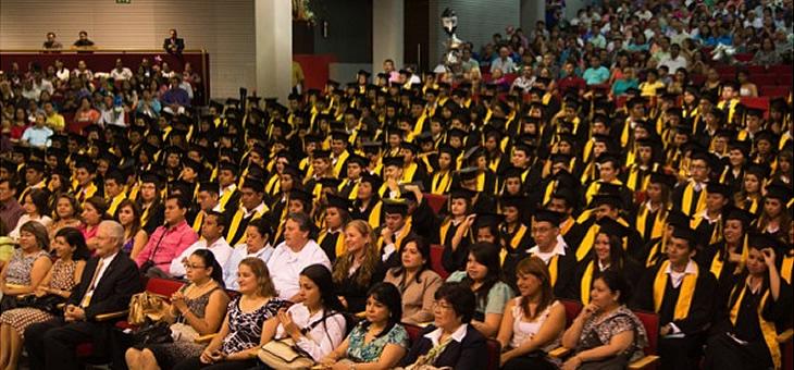 Graduación alumnos 2013