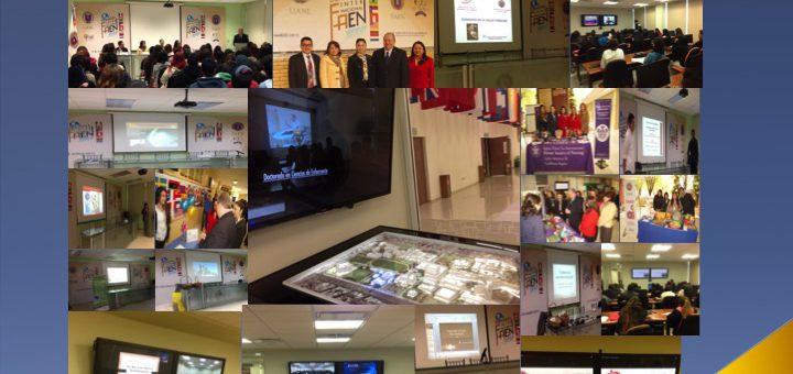 CONCLUYE LA SEMANA INTERNACIONAL FAEN 2015