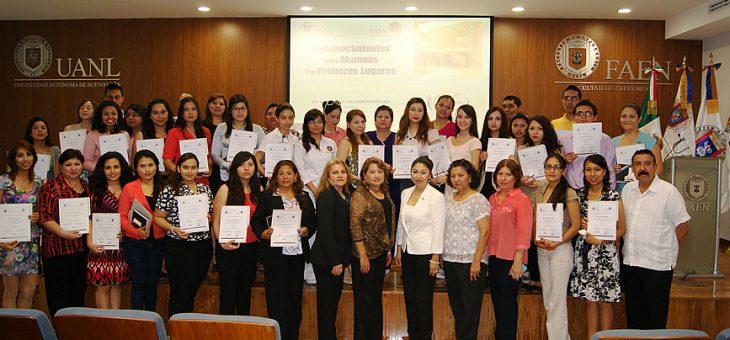 Entrega de Reconocimientos al Desempeño Académico Agosto – Diciembre 2014