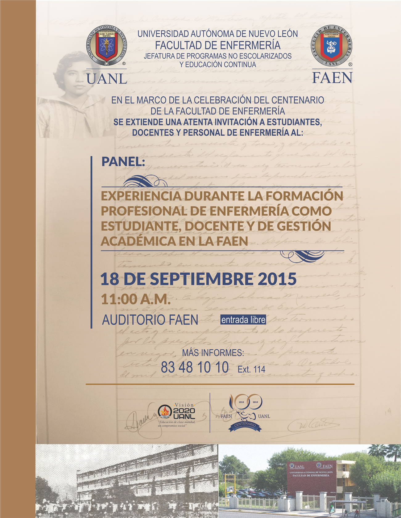 poster panel experiencia formacion profesional2
