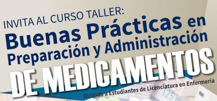 Buenas prácticas en la preparación y administración de medicamentos