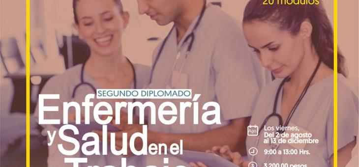 2do Diplomado Enfermería y Salud en el Trabajo